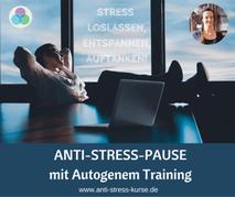 Anti-Stress-Pause mit Autogenem Training - Aktive Pause für die Betriebliche Gesundheit- Anti-Stress-Trainerin Christina Gieseler - Mindful Balance Gesundheitsprävention & Stressmanagement
