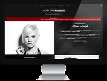 Page d'accueil de coiffeur-collection.fr