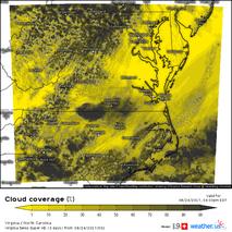Virginia (Wolkenvorhersage)
