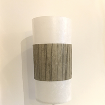 lampade da tavolo, lampada con paralume in carta