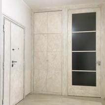 porte personalizzate, porte decorate