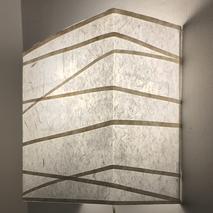 lampade da muro moderne in carta