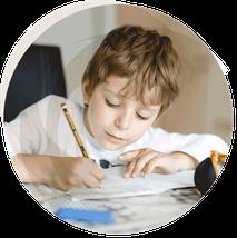 Leistung: Lern- und Vorschultraining