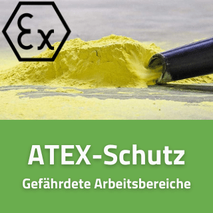 Industriesauger Industriestaubsauger ATEX Ex-Schutz