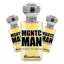 parfum Parfüm EDT extrait de Parfüm Douglas flaconi dutfywilling von Heisenbeard bestes Parfüm für den Mann männerduft MaGNeTiC MAN 100ml