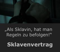 BDSM Sklavenverträge
