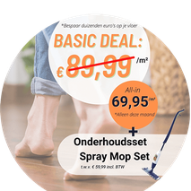 Basic Parket all-in Deal Actie