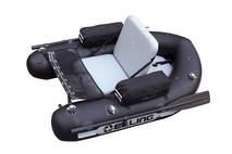 bellyboot Optimus belly boat float tube Schlauchboot Zeck belly cat Illex Barooder Sevenbass 12bb black viking