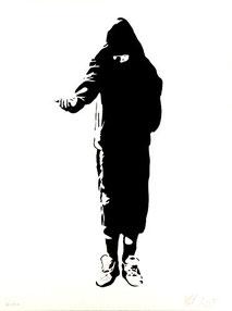 Blek le Rat The Beggar