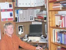 Richard Steel, Im Karl König Archiv