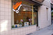 Büro Umzugsunternehmen Essen - Willing Umzüge & Haushaltsauflösungen Essen-Steele