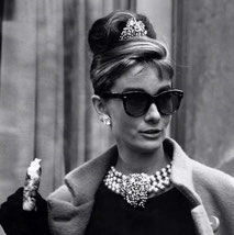 Breakfast at Tiffany's - Audrey Hepburn wearing Givenchy