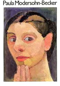 Cover of Paula Modersohn-Becker Her life and work by Gill Perry