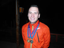 Wintertriathlon Landesmeister Daniel Rinner