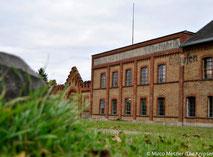 Archivfoto der Gedenkstätte KZ Osthofen