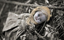 The Hunting Ground - doll
