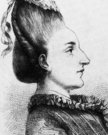 Cornelia Goethe im Biografien-Blog