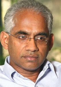 Deputy Minister Eran Wickramaratne  -  courtesy gvmt.