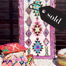 boucherouite marokko moroccan carpet rug vloerkleed kleed