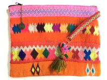 peru skirt clutch tas peru textile ipad sleeve