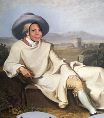 Homage to Goethe