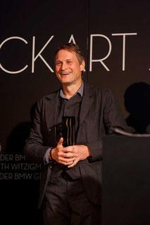 Claus Meyer ECKART 2015 für Kreative Verantwortung und Genuss ©BMW Group