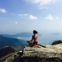 Silke Bender, MyYogaTrail, Hong Kong, Running Guide, City Guide, Run My City, run to discover, run to explore