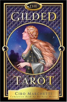 The Gilded Tarot - Boîte
