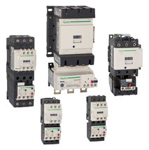 Contactors TeSys D Starter Group © Schneider Electric GmbH 2020, All rights reserved