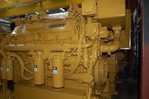 Marine engine CAT 3412 DI-TA Caterpillar - Lamy Power special deal - TürkiyeTürkiye'de deniz motoru