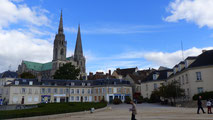 Kathedrale Chartres 25. September 2015