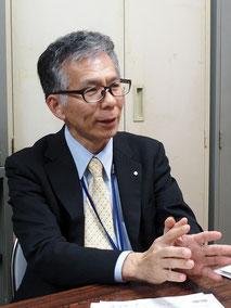 県の「健康寿命日本一」への取り組みを語る大分県 福祉保健部 健康づくり支援課 藤内修二課長