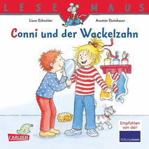 """Das Buch """"Conni und der Wackelzahn"""""""