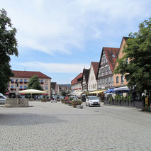 Ebermannstadt  ein kleines Städtchen mit seiner über 1000 jährigen Geschichte mitten in der Fränkischen Schweiz.