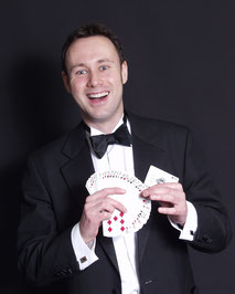 Wedding Magician Shropshire