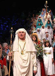 Gorsedd Procession / courtesy of Photolibrary of Wales