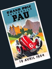 XVº Grand Prix Automobile de Pau de 1954