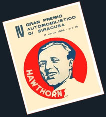IVº Gran Premio di Siracusa de 1954