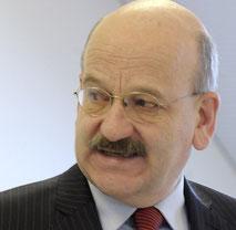 """Steuerverwalter Bruno Knüsel: """"Abwanderung verhindern""""."""