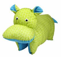 Nilpferdkissen