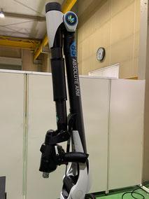 非接触型 三次元測定機 HEXAGON 3Dレーザースキャナー 中津川 プラスチック ダイカスト 金型 高精度 修理 メンテナンス
