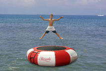 Materasso Gonfiabile Per Ginnastica Artistica, Inflatable Gym Mattress, Gonfiabili Sportivi