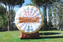 Forma Gonfiabile, Logo Gonfiabile, Inflatable Shape and Logo