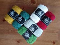 Mayflower Wolle Cotton 8/4