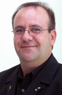 Dekan Uwe Nimbler