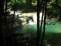 Барановские водопады