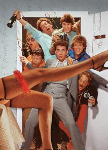 The Bachelor Party, Sorti le 29 juin 1984, Film de Neal Israel avec Tom Hanks