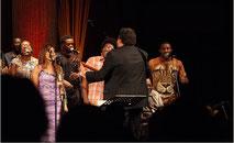 Choeur Gospel de Paris en concert