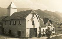 Feuerwehrhaus Großraming 1951