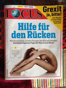 FOCUS-Titel 26/15 vom 20. Juni 2015